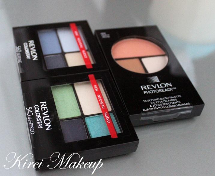 Revlon Photoready Scultping Blush Palette