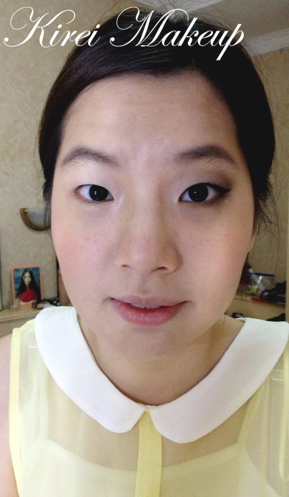 Makeup for monolids